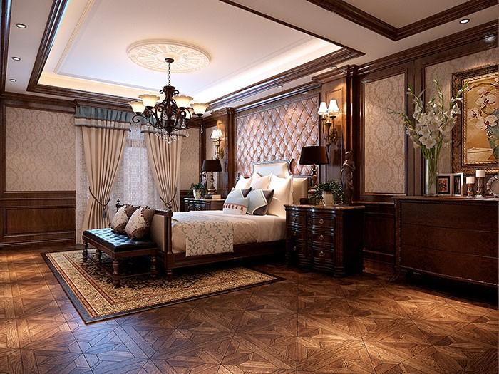 龙发装饰-乌合设计工作室 风景线 美式风格