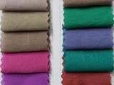 加厚天丝棉 夏季女装衬衣面料 梭织涤纶平