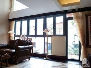 三层超厚玻璃断桥铝窗玻璃清洗,洛阳5880保洁专业清洗