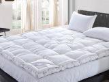 霞珍秋冬羽绒床垫加厚双层70白鸭绒鹅毛床褥酒店学生垫子
