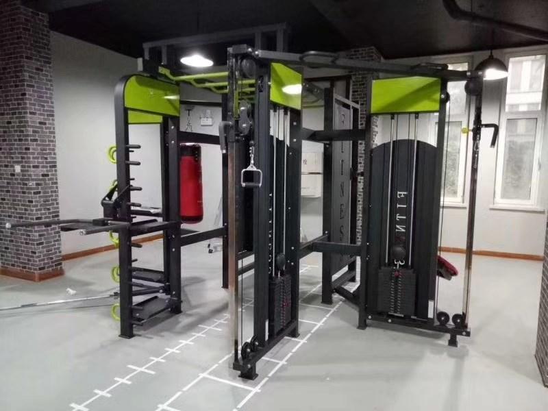鑫瑞健身器材 360多功能训练器