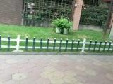 草坪pvc栏杆三米一片