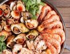 无不例外,满满的海鲜火锅