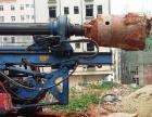 便宜出售小型正厂旋挖钻机,双动力头。有加压。自重一十八吨