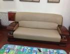 青岛沙发换皮换面 做沙发套 换高密度海绵