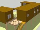龙川住人集装箱标准3 6米出租,定制,租金只要6元一天