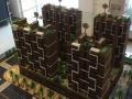 丹霞园3幢7楼 复式4房 现代装修 月租3000