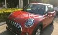 新买的MINI车换下来四条轮胎带轮毂出售