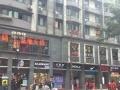江北观音桥商圈中心小吃门面4面展示独立门面出租