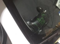 深圳汽车前挡风玻璃修复玻璃破碎修复玻璃修补