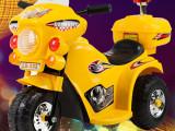 新款小孩儿童电动车 小警车三轮宝宝可坐玩具车儿童电动车