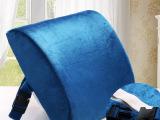 慢回弹记忆棉可插扣式松紧腰枕腰垫办公室椅垫腰靠垫汽车护腰枕