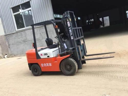 三吨合肥合力牌叉车报价表三吨叉车价格手续齐全