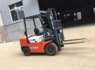 二手柴油三吨叉车销售商报价叉车电话1年1万公里3万
