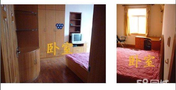 青年路新村 2室1厅中等装修 拎包入住 (非中介)青年路新村