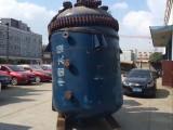 转让二手搪瓷反应釜 夹层锅 干燥机 塑料罐 不锈钢罐