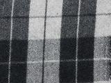 粗纺面料 麦呢格 格子呢 毛呢面料 大衣外套面料 现货供应