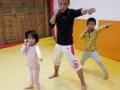 搏击防卫成人少儿青年跆拳道拳击散打格斗武术培训班