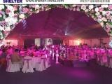 厂家直销 出口户外欧式婚礼婚庆篷房 赛尔