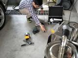 小型流水线配套用吸尘器WX-2230FB吸喷塑粉尘砂石用