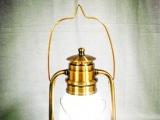 LED怀旧马灯 露营灯复古壁灯LED煤油灯 中式复古台灯