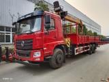 东风F5玉柴270马力徐工12吨吊机