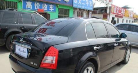 奔腾B702010款 2.0 自动 舒适型-任永二手车,只卖精品车