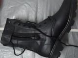 高帮防爆靴,北京保安牛皮防水防爆靴