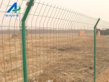 养殖种植圈地圈山铁丝绿网/钢丝网围墙