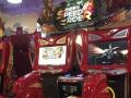 襄阳动漫城游戏机赛车液晶屏模拟机动漫设备回收与销售