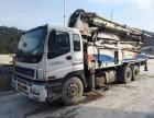 10年中联37米二手泵车40米二手泵车供应