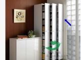特价包邮书柜超大储存隐形 书推拉宜家收纳柜置物架书架厂家直销
