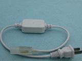 LED高压灯带插头 灯带灯条插头 单色整流电源线
