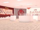 青岛公司文化墙设计前台logo墙设计,企业形象墙设计制作安装