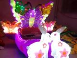 新型雙人發光電動玩具碰碰車充氣電瓶車