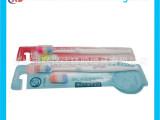 母婴**贴牌 食品级硅胶 孕产妇牙胶成人口腔护理 成人软毛牙刷