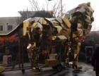 大型金狮出租大型黄金狮租赁机械大象出租租赁报价