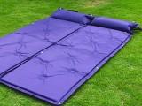 九点式 可拼接自动充气垫 地垫 野营垫子 防潮垫 折叠