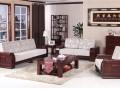 太原木言木语富贵无边665中式沙发,新房婚房装修组合沙发必选