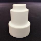 耐热、高强大功率电阻器绝缘子就选精格特瓷优惠的绝缘陶瓷管