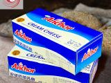 安佳奶油奶酪芝士1kg*12 新西兰原装进口cream chee