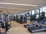 中山石岐日升海越健身一家型健身房占地3000平米