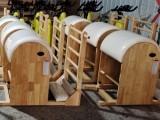 瑜伽普拉提大器械家用瑜伽塑形五件套组合核心床梯桶稳踏椅