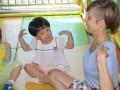 北京朝阳大悦城附近0-4婴幼儿托管,高端蒙氏双语早教