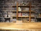 胡桃木大板桌书桌写字台,办公桌,