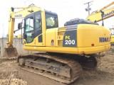 佛山二手挖掘机转让小松200小松240小松360挖机包送