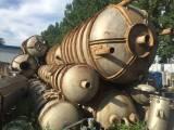 成都高价回收二手三效MVR蒸发器