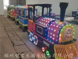 新品上市景区观光户外观览儿童游乐设备 托马斯无轨火车