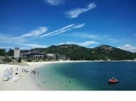 深圳大鹏西冲沙滩一日游周边游趣味运动会野战体验