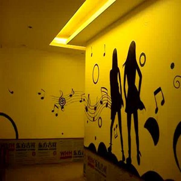 太原迎泽区迎泽街道办事处墙绘公司,艺术涂料价格及效果图欢迎
